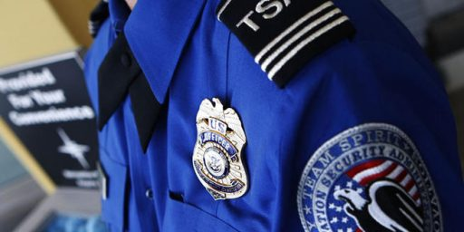 Weekly Standard Columnist Ends Up On TSA Watch List For No Rational Reason