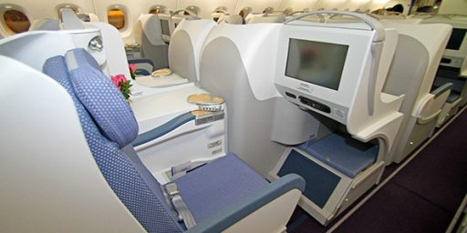 Chinese Airlines Rebrand 'First Class' as 'Business Class'