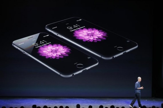 iPhone 6 launch