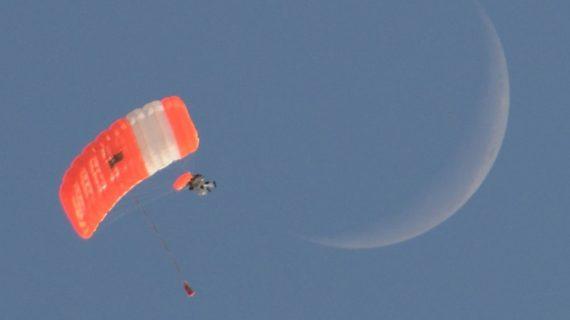 Alan Eustace Skydive