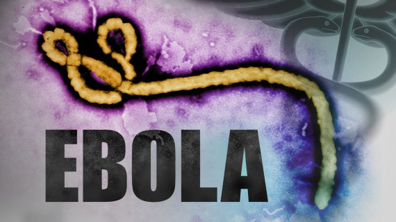 Ebola Virus And Caduceus
