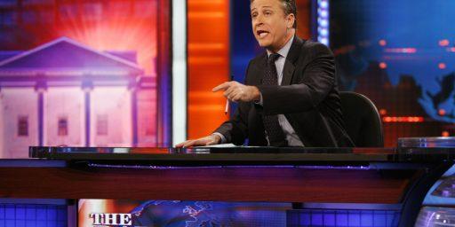 NBC Courted Jon Stewart For Meet The Press