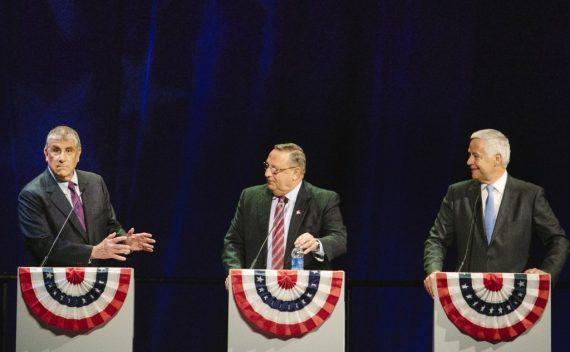 Maine Governor's Debate