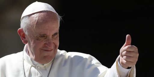 Pope Francis's Remarks On The Big Bang Are Nothing New For The Catholic Church