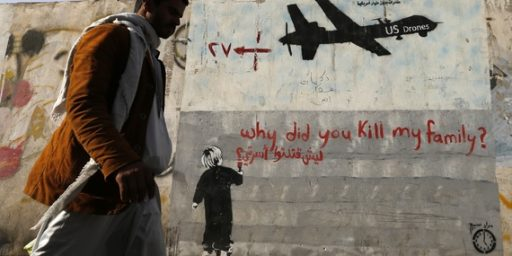 America's 500th Drone Strike