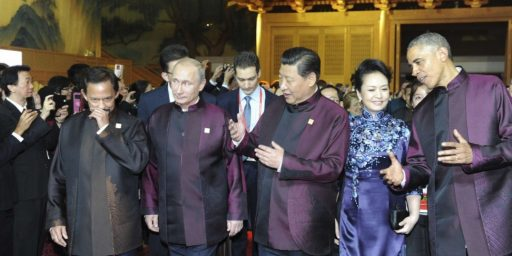 APEC's Silly Shirt Day, The Bizarre Tradition That Refuses To Die