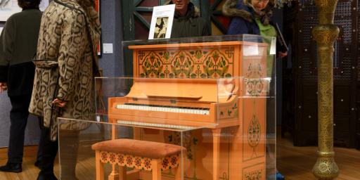 Casablanca Piano Sells For $3.4 Million