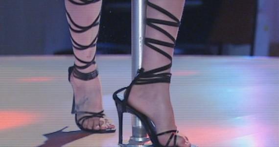 Exotic Dancer Shoes
