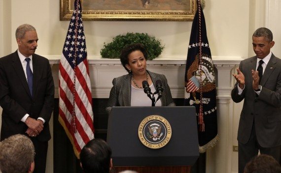President Obama Announces Loretta Lynch As His Nominee For Attorney General