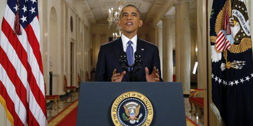 Obama Announces Immigration Plan, But Constitutional Confrontation Lies Ahead