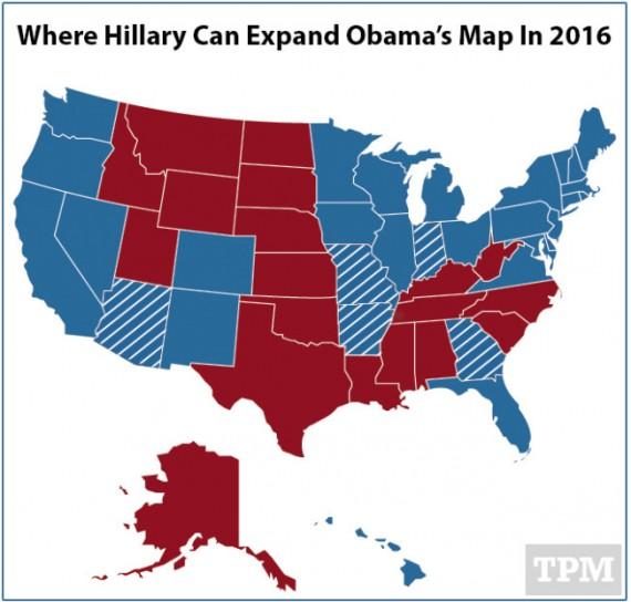 TPM Map