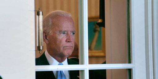"""Sad Joe Biden"" Photo Goes Viral, Hilarity Ensues"