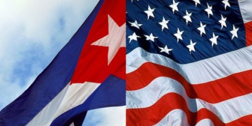 Obama Has Made An Historic Change In U.S. Cuban Relations, It's A Good First Step