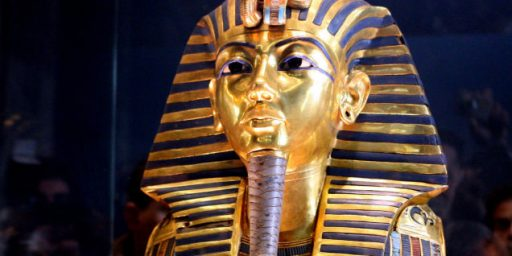 Ancient Egyptian Glass Found In Grave In Denmark