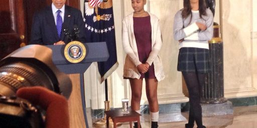 GOP Congressional Aide Resigns In Wake Of Remarks About Obama Daughters