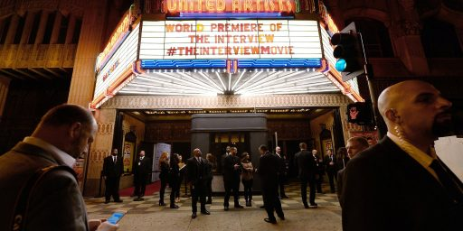 Sony Pictures Pulls 'The Interview' After Cyber Attacks, Threats; North Korea Suspected