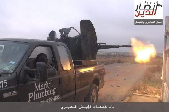Texas Syria