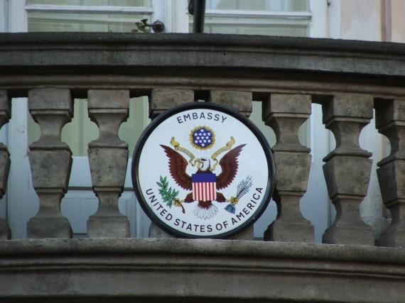 U.S. Embassy Seal