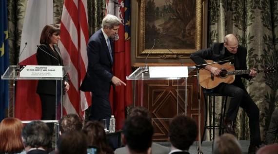 John Kerry JJames Taylor
