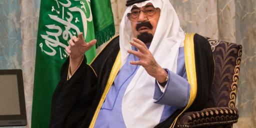 King Abdullah Of Saudi Arabia Dies At 90, Crown Prince Salman Becomes King