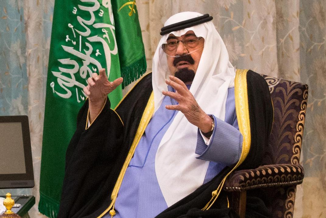 King Abdullah Of Saudi Arabia Dies At 90 Crown Prince Salman