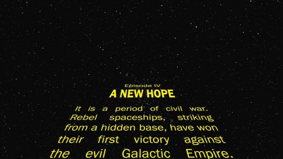 The Original Star Wars Film