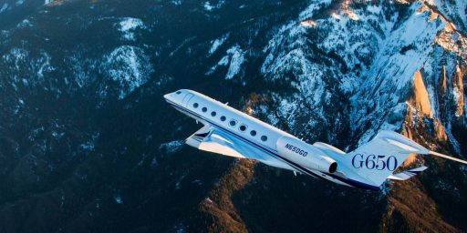 Oh Lord Won't You Buy Me A Gulfstream G650