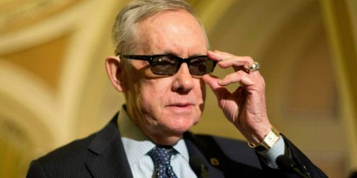 Harry Reid Doesn't Regret Spreading False Charges About Mitt Romney's Taxes