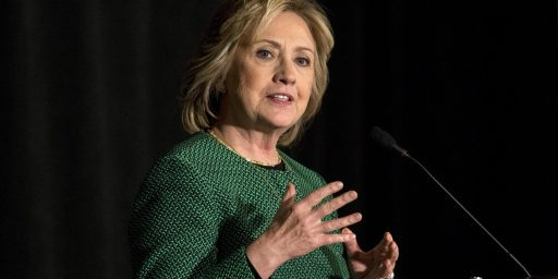 Polls Show Little Damage To Clinton From Reports About The Clinton Foundation