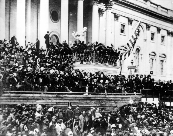 Lincoln Second Inaugural Address