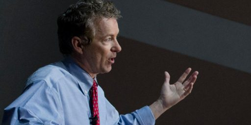 Rand Paul Dodges Questions About Changes In His Foreign Policy Positions