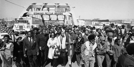 Republican Congressional Leaders Skipping Selma Anniversary