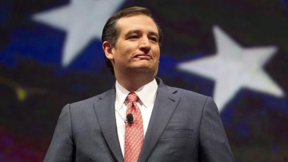 Ted Cruz Flag Background