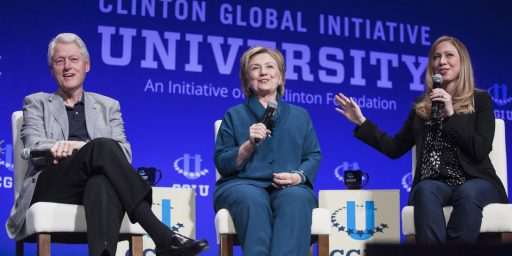 Hillary Clinton Faces New Revelations About Questionable Donations To Clinton Foundation