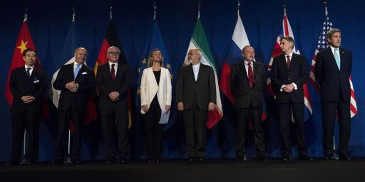 Reactions To Iran Nuclear Deal About What You'd Expect