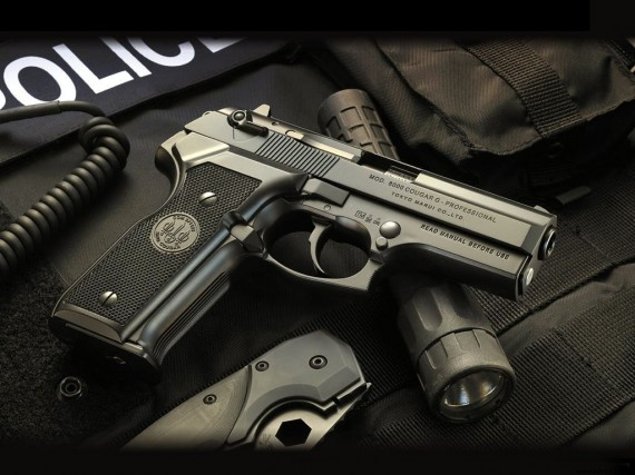 Police Pistol