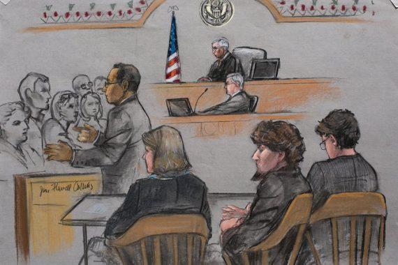 Tsarnaev Trial