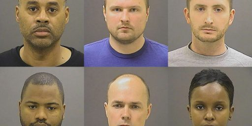 Baltimore Grand Jury Issues Indictments Against Police Officers In Freddie Gray Case