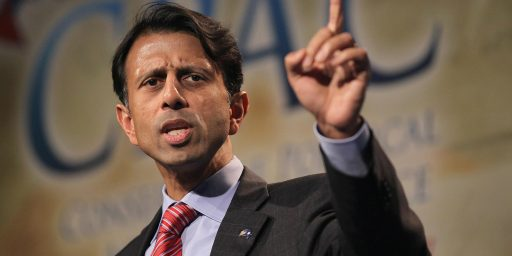 Bobby Jindal Is Running For President For Some Reason