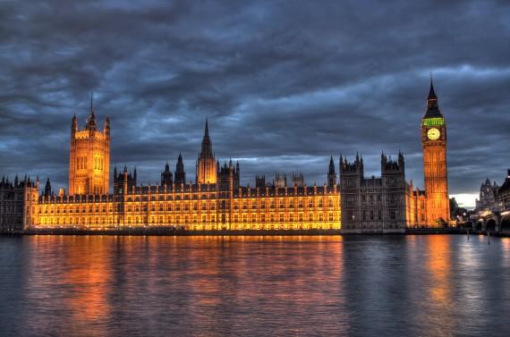 British Houses Of Parliament
