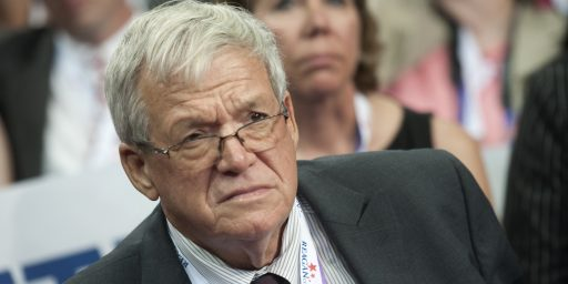 "Dennis Hastert Reportedly Made Payments To Conceal ""Sexual Misconduct"""