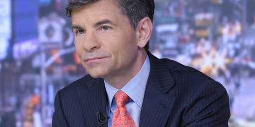 George Stephanopoulos And A Question Of Journalistic Ethics