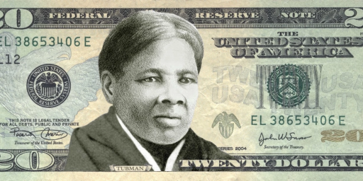 Trump Administration Still Won't Commit To Putting Harriet Tubman On The $20 Bill