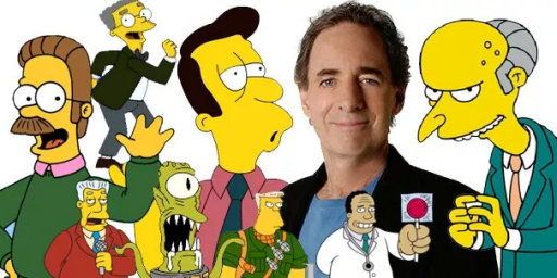 The Voice Of Mr. Burns And Ned Flanders Is Leaving <em>The Simpsons</em>