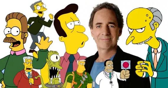 Harry Shearer Simpsons