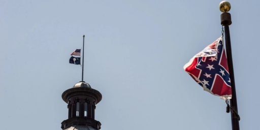 The Battle Against The Confederate Flag Moves Beyond South Carolina