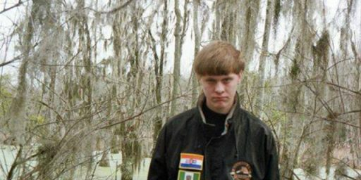 Charleston Shooter Dylann Roof Indicted On Federal Hate Crimes Charges