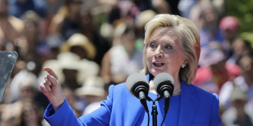 Drop In Hillary Clinton's Favorability Numbers May Not Be A Big Deal