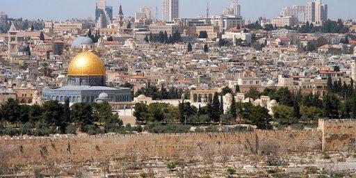 Supreme Court Slaps Back Congress In Jerusalem Passport Case