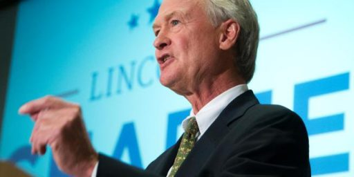Lincoln Chafee Thinks America Needs The Metric System, And Lincoln Chafee